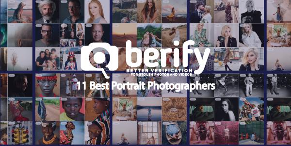 The 11 Famous Portrait Photographers of 2018