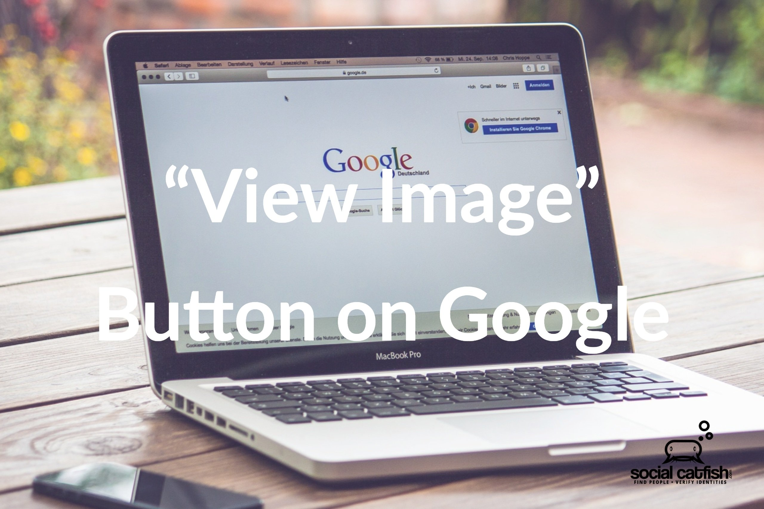 "Where Is the ""View Image"" Button on Google?"