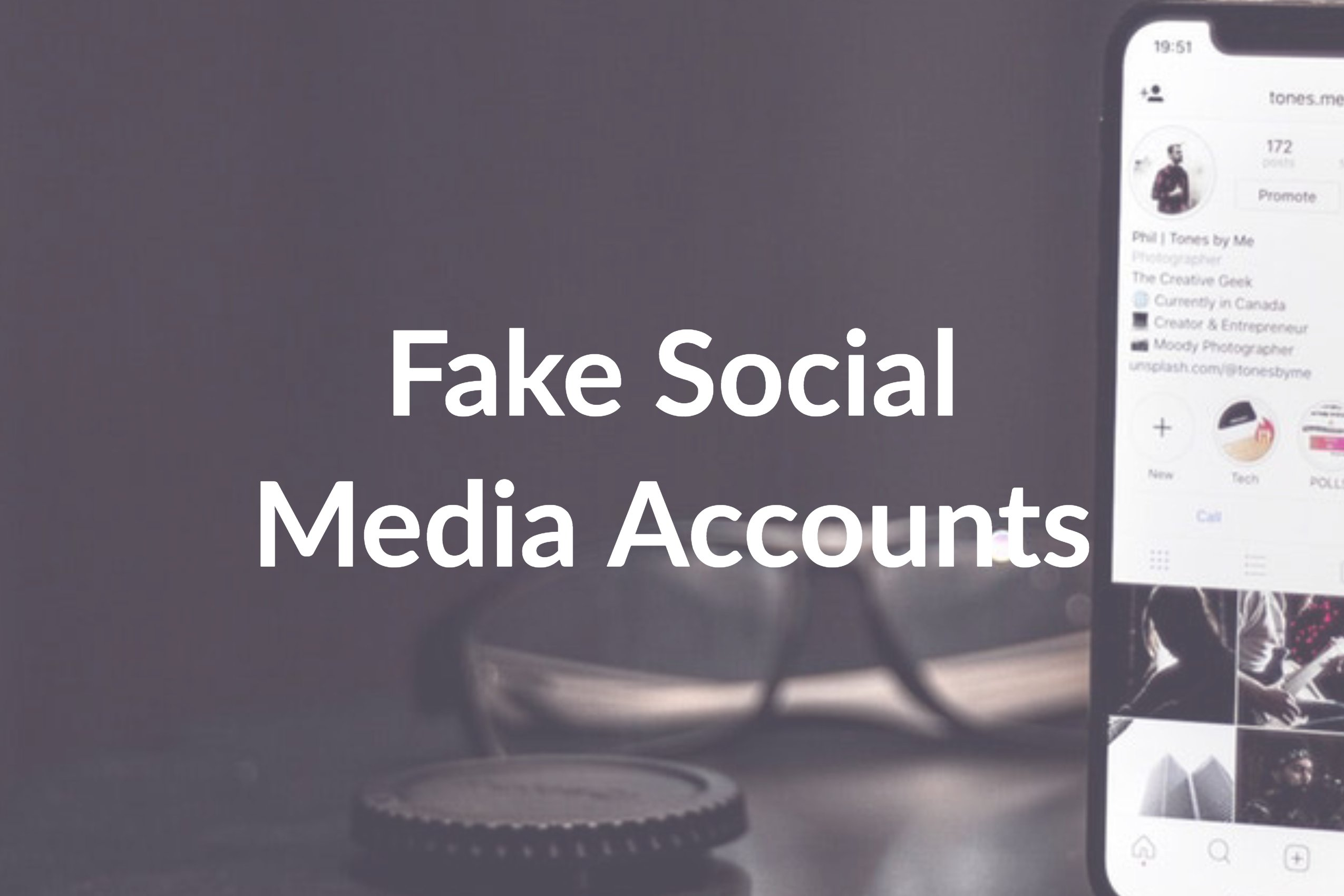 What You Need to Know About Fake Social Media Accounts