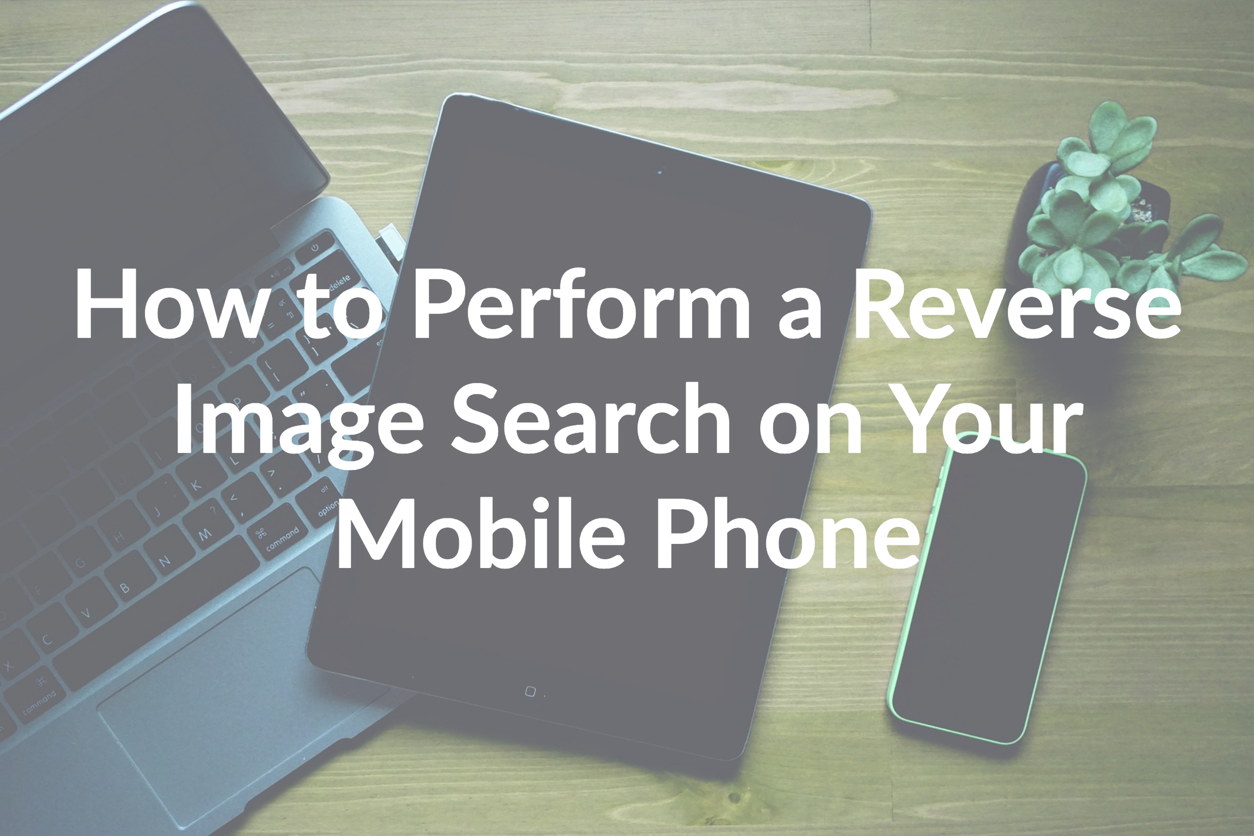 How to Perform a Reverse Image Search on Your Mobile Phone